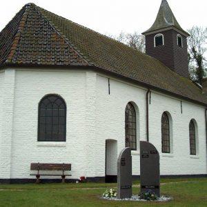 foto Witte Kerkje Gasselte