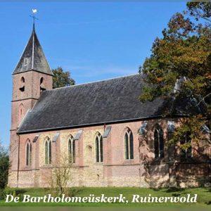 De Bartholomeüskerk, Ruinerwold