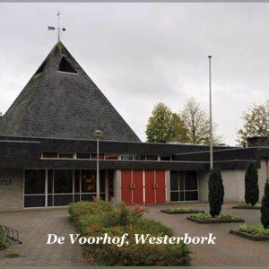De Voorhof, Westerbork