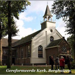 Gereformeerde Kerk, Berghuizen