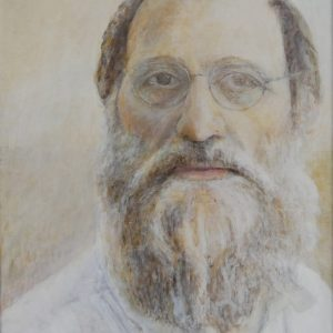 joan zelfportret